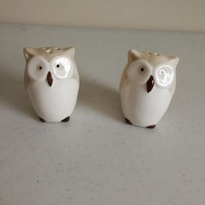 Other - Owl Salt and Pepper Shakers Set NEW